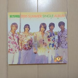 トウホウシンキ(東方神起)の東方神起 CD 2005 SUMMER SINGLE ALBUM HIYAYA(K-POP/アジア)