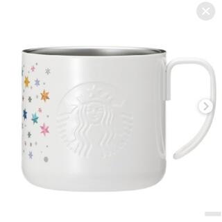 Starbucks Coffee - ☆新品未使用☆スターバックス ステンレスマグスターズ スタバ マグカップ