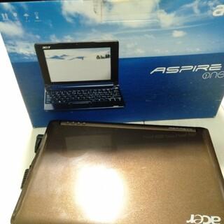 エイサー(Acer)のACER ASPIRE ONE ZG5(ノートPC)