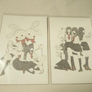 アンジェリックプリティー(Angelic Pretty)の今井キラ セーラー服 ポストカード 二枚セット (印刷物)