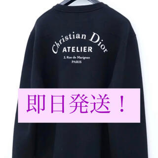 Christian Dior - Dude9 Dior homme トレーナー ブラック 未着用