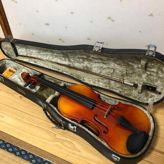スズキ(スズキ)のsuzuki  スズキ バイオリン  NO.280 1988年製 4/4サイズ(ヴァイオリン)