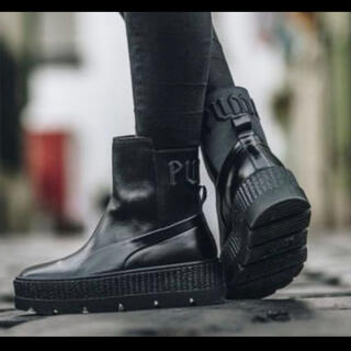 PUMA - PUMA x Fenty by Rihanna Chelsea Bootsブーツ