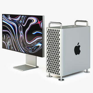 アップル(Apple)のまや様専用 Mac Pro Xeon W-3175X Radeon×2 96gb(デスクトップ型PC)