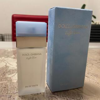 ドルチェアンドガッバーナ(DOLCE&GABBANA)のドルチェ&ガッバーナ 香水 25ml(ユニセックス)