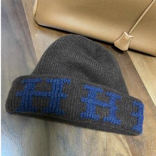 Hermes - エルメス マルジェラ ニット帽 帽子 シャネル ヴィトン モンクレール グッチ