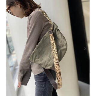L'Appartement DEUXIEME CLASSE - 【GOOD GRIEF/グッドグリーフ】Canvas Cluch Bag(L)