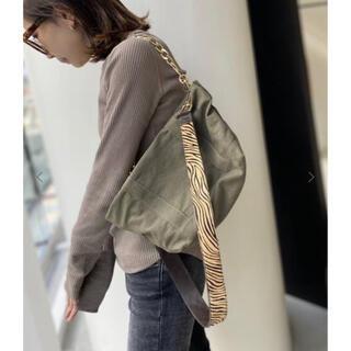 アパルトモンドゥーズィエムクラス(L'Appartement DEUXIEME CLASSE)の【GOOD GRIEF/グッドグリーフ】Canvas Cluch Bag(L)(トートバッグ)