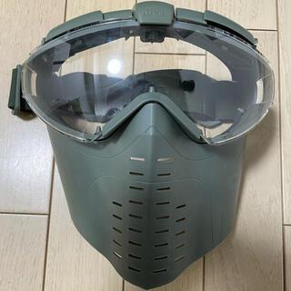 TOKYO MARUI サバゲー用フルフェイスゴーグル(個人装備)