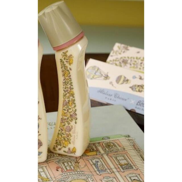 VETTA(ベッタ)のベッタ 哺乳瓶 フレンズ&ファミリーツリーと替乳首セット キッズ/ベビー/マタニティの授乳/お食事用品(哺乳ビン)の商品写真