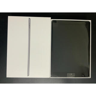 アイパッド(iPad)のiPad 第8世代 Wi-Fi 32GB  スペースグレー (タブレット)