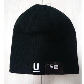 UNDERCOVER - UNDERCOVER × NEWERA ニットキャップ ニット帽 ビーニー 黒