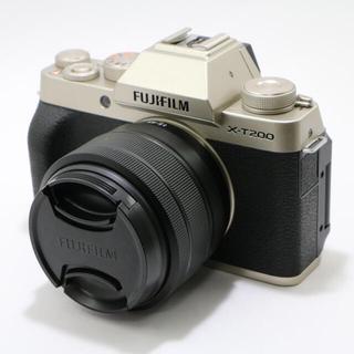 フジフイルム(富士フイルム)のFUJIFILM X-t200 レンズキット(デジタル一眼)