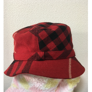 BURBERRY -  BURBERRY ハット