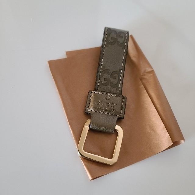 Gucci(グッチ)のGUCCIキーホルダー レディースのファッション小物(キーホルダー)の商品写真