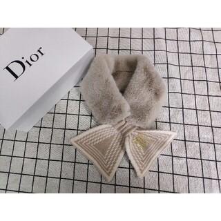 Christian Dior - マフラー Dior 暖かい レディース