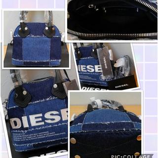 DIESEL - ♡未使用 大人気 ディーゼル デニム レディース トートバッグ