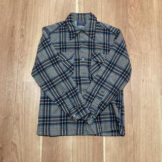 ペンドルトン(PENDLETON)のペンドルトン ウールチェックシャツ 70〜80年代(シャツ)