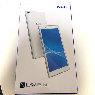 エヌイーシー(NEC)の【新品未使用】NEC LAVIE Tab(タブレット)