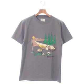 スノーピーク(Snow Peak)のsnow peak Tシャツ・カットソー メンズ(Tシャツ/カットソー(半袖/袖なし))