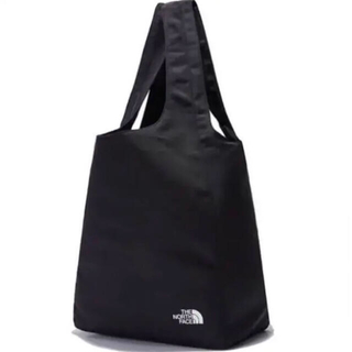 THE NORTH FACE - 新品タグ付 ノースフェイス ☆ エコバッグ ショッパーバッグ 黒