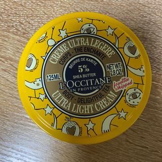 ロクシタン(L'OCCITANE)のロクシタン スノーSHボディクリームDT 新品未使用(ボディクリーム)