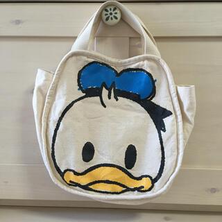 ディズニー(Disney)のツムツム トートバッグ ドナルド デイジー バッグ エコバッグ(トートバッグ)