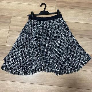 エムエスジイエム(MSGM)のMSGM スカート40(ひざ丈スカート)