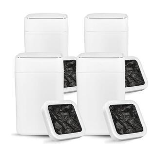 【新品】全自動ゴミ箱 TOWNEW T1 4台セット(生ごみ処理機)