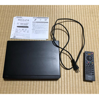トウシバ(東芝)のREGZA Blu-ray ディスクプレーヤー DBP-S600(ブルーレイプレイヤー)