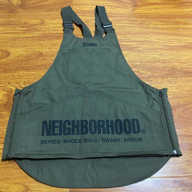 NEIGHBORHOOD(ネイバーフッド)のNEIGHBORHOOD NH.ODE C-VEST メンズのトップス(ベスト)の商品写真