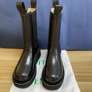 Bottega Veneta - Bottega Veneta ブラック ブーツ37