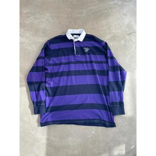 Maison Martin Margiela - WALES BONNER 19FW ラガーシャツ