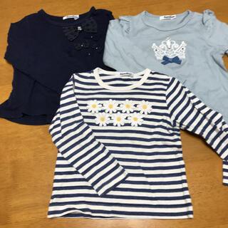 ファミリア(familiar)のfamiliar Tシャツ3点まとめ売り(Tシャツ/カットソー)