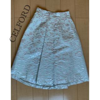FRAY I.D - CELFORD セルフォード スカート 36
