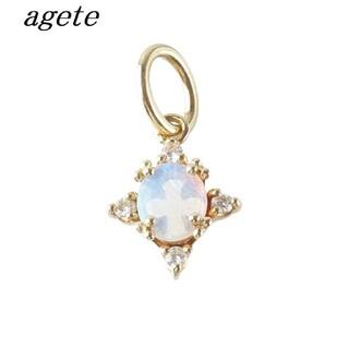 agete - agete CLASSIC アガットクラシック チャーム