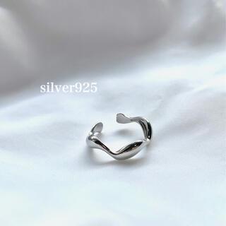 ビューティアンドユースユナイテッドアローズ(BEAUTY&YOUTH UNITED ARROWS)のsilver925  ウェーブリング(リング(指輪))