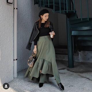 rienda - rienda ロングスカート