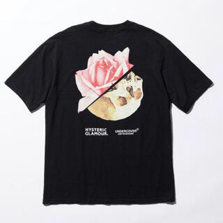 HYSTERIC GLAMOUR - HYSTERIC GLAMOR x UNDER COVER