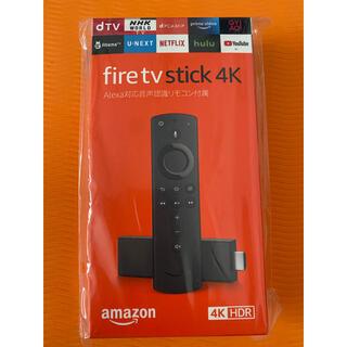 ★当日発送 ファイヤースティック 4K amazon Fire TV Stick
