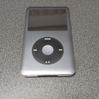 アップル(Apple)のiPodclassic 160gb ジャンク品(ポータブルプレーヤー)
