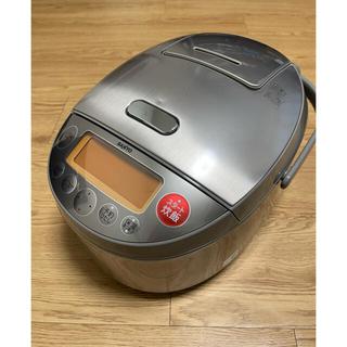 サンヨー(SANYO)のSANYO ECJ-MK10K 圧力IH ジャー炊飯器(炊飯器)