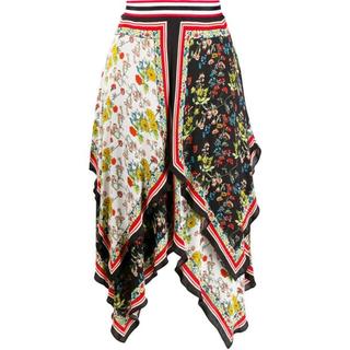 アリスアンドオリビア(Alice+Olivia)の未使用タグ付【alice+olivia】フラワースカート(ひざ丈スカート)