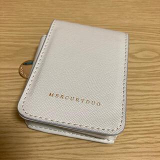 マーキュリーデュオ(MERCURYDUO)のMORE付録 マーキュリーデュオ ミラー付きリップケース(ポーチ)