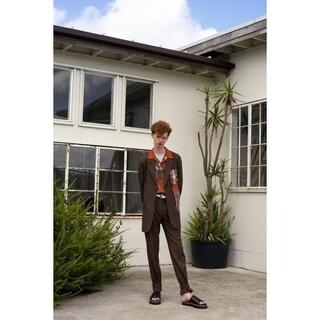 Jieda - DAIRIKU 20SS Open Collar Tailored Jacket