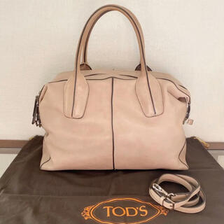 TOD'S - TOD'S トッズ Dバッグ 2way