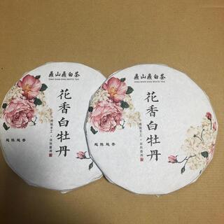 白茶  花香白牡丹(茶)