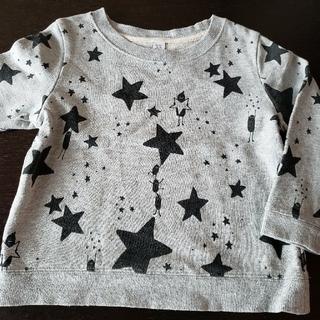 グラニフ(Design Tshirts Store graniph)のグラニフ サイズ100 トレーナー①(Tシャツ/カットソー)
