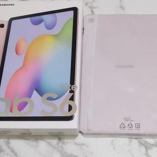 ギャラクシー(Galaxy)のSamsung galaxy tab S6 lite pink(タブレット)