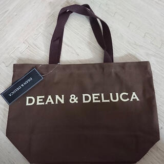 DEAN & DELUCA - DEAN&DELUCA ディーン&デルーカ トートバッグ ブラウン